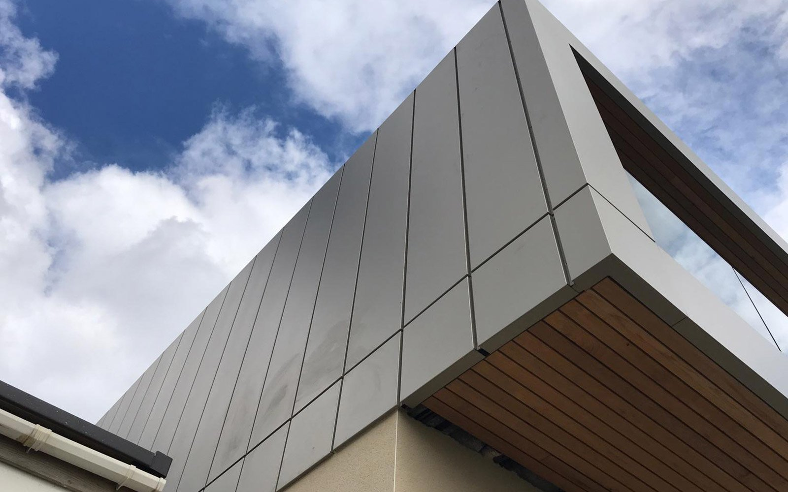 Withycombe House Cladding