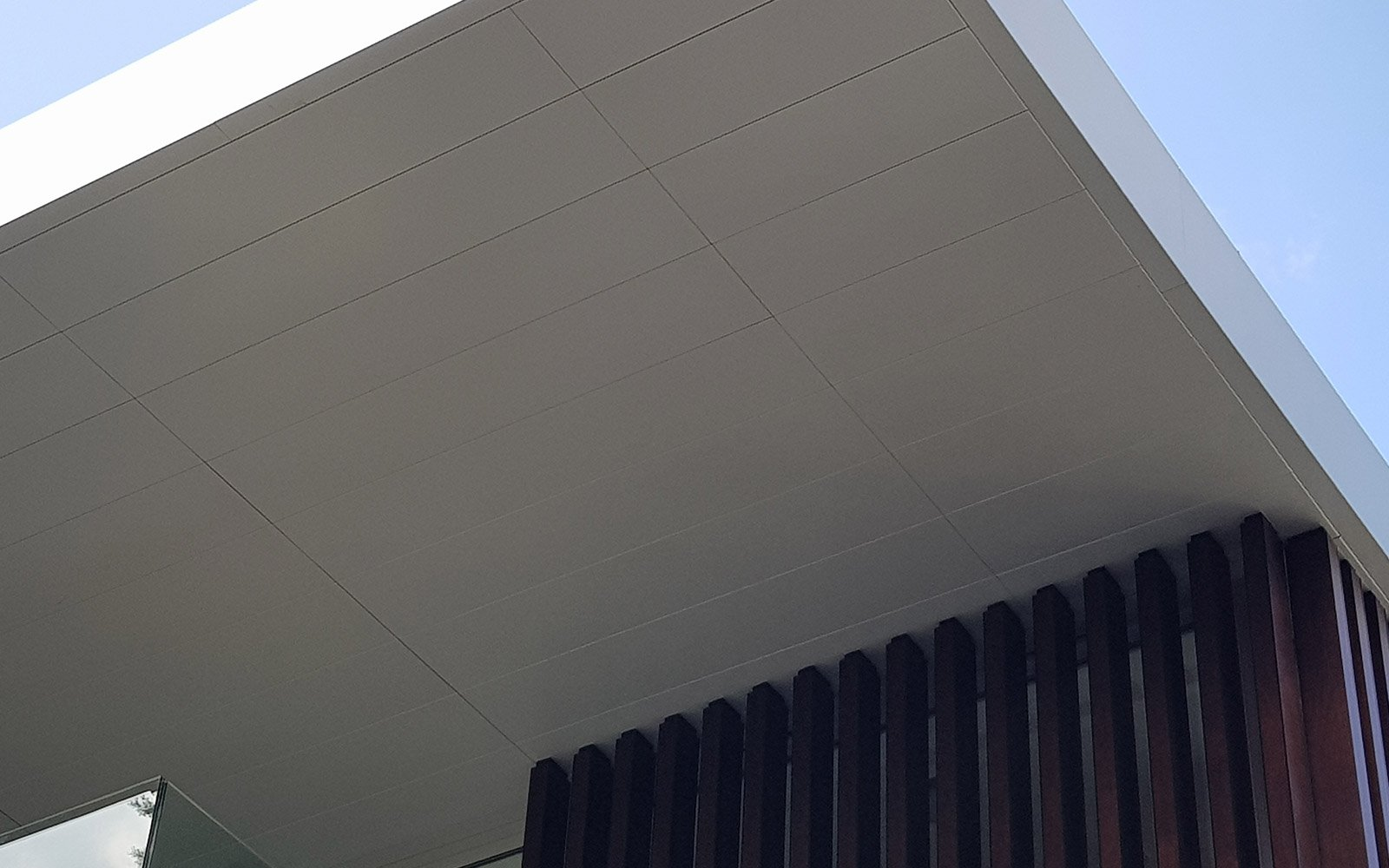 Luscombe Architectural Profile Soffits