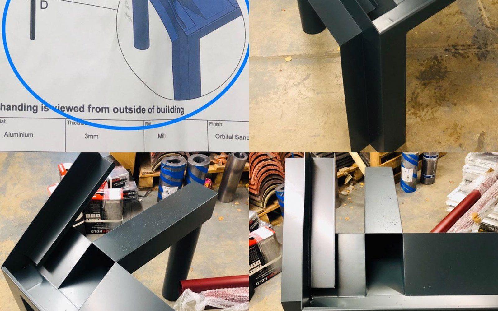Custom Aluminium Fabrication Profiles