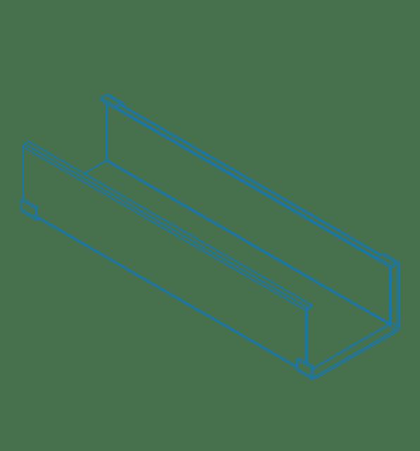 ICB Custom Aluminium Box Gutters