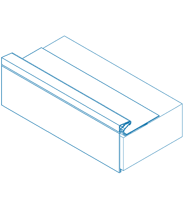 alwitra® T Plus Aluminium Profile