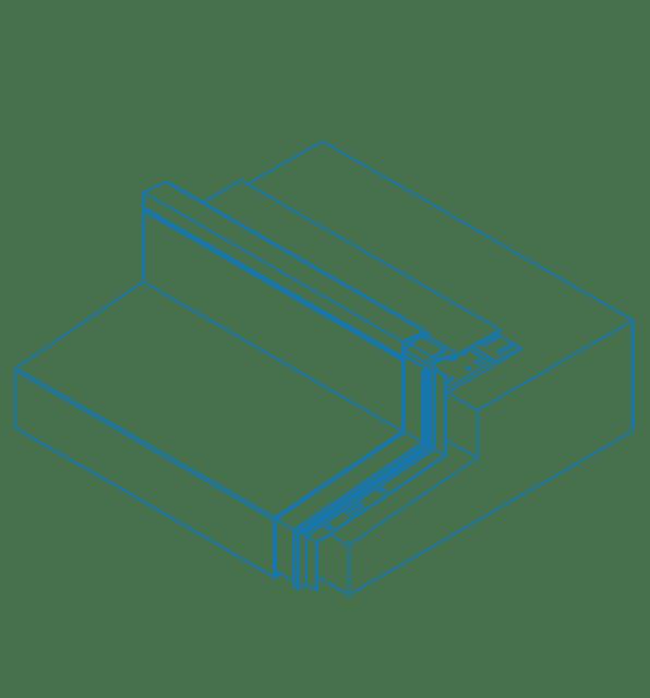 alwitra® Art-line 1 Aluminium Fascia & Soffit System